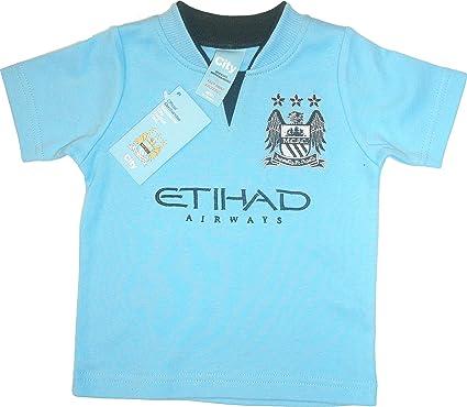 Brecrest Babywear Manchester United Football Club - Camiseta de ...