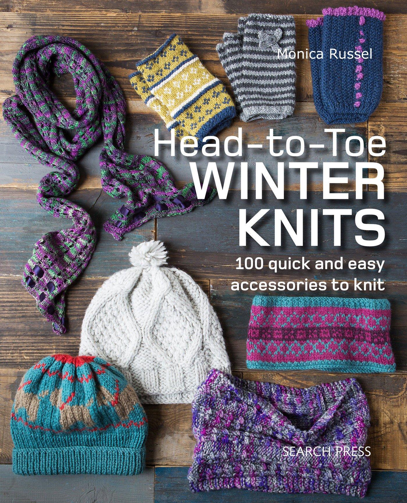 Head Toe Winter Knits Knitting product image