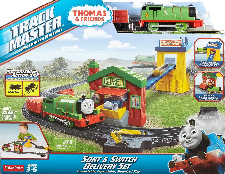 Fisher-Price Thomas /& Friends Trackmaster utile Harvey ** NEUF **