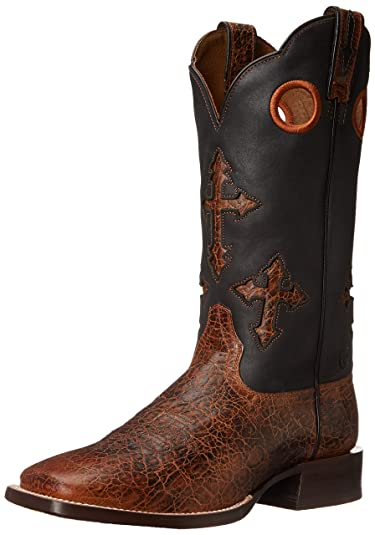 Amazon.com | Ariat Men's Ranchero Western Cowboy Boot | Western