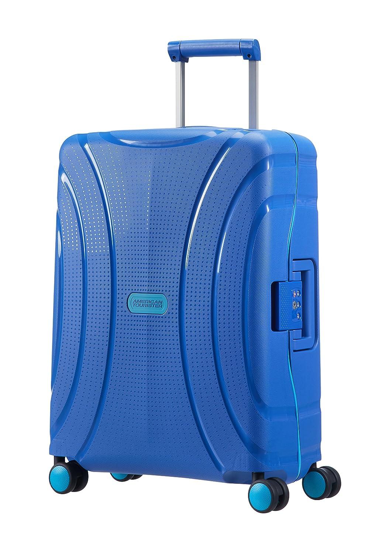 American Tourister Lock'N'Roll Spinner, 55 cm, 37 L, Blue (Skydiver Blue) 68601/2608