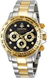 [ジョン・ハリソン]J.harrison 腕時計8石天然ダイヤモンド付多機能自動巻&手巻き腕時計 JH-014DG メンズ 【正規輸入品】