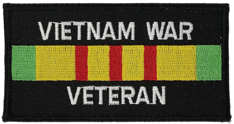 Vietnam la Guerra veterano Servicio cinta parche 4 Inch parche akpt292: Amazon.es: Juguetes y juegos