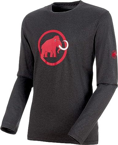 Uomo Mammut Logo Maniche Lunghe