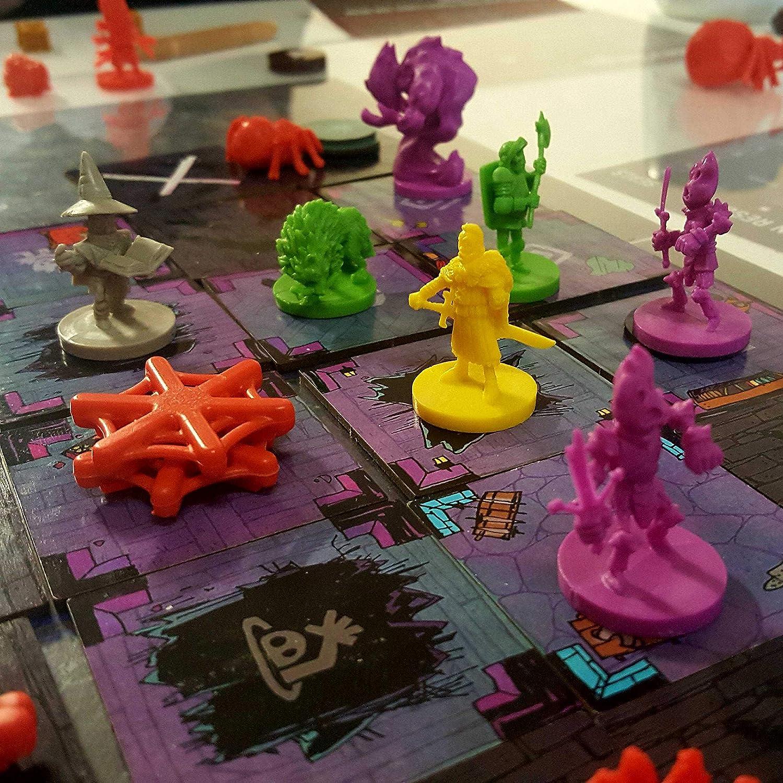 Leder Games Vast: The Haunted Hallways - English: Amazon.es: Juguetes y juegos