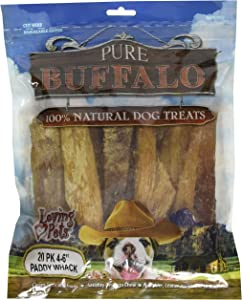 Loving Pets Pure Buffalo Dog Treat