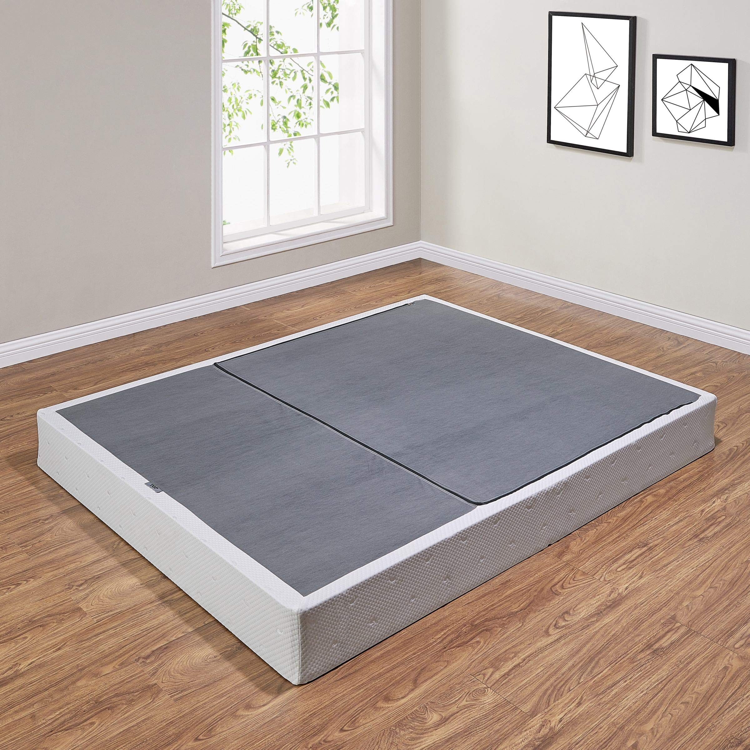 Mainstays Half-Fold Metal Box Spring, Full (Queen)