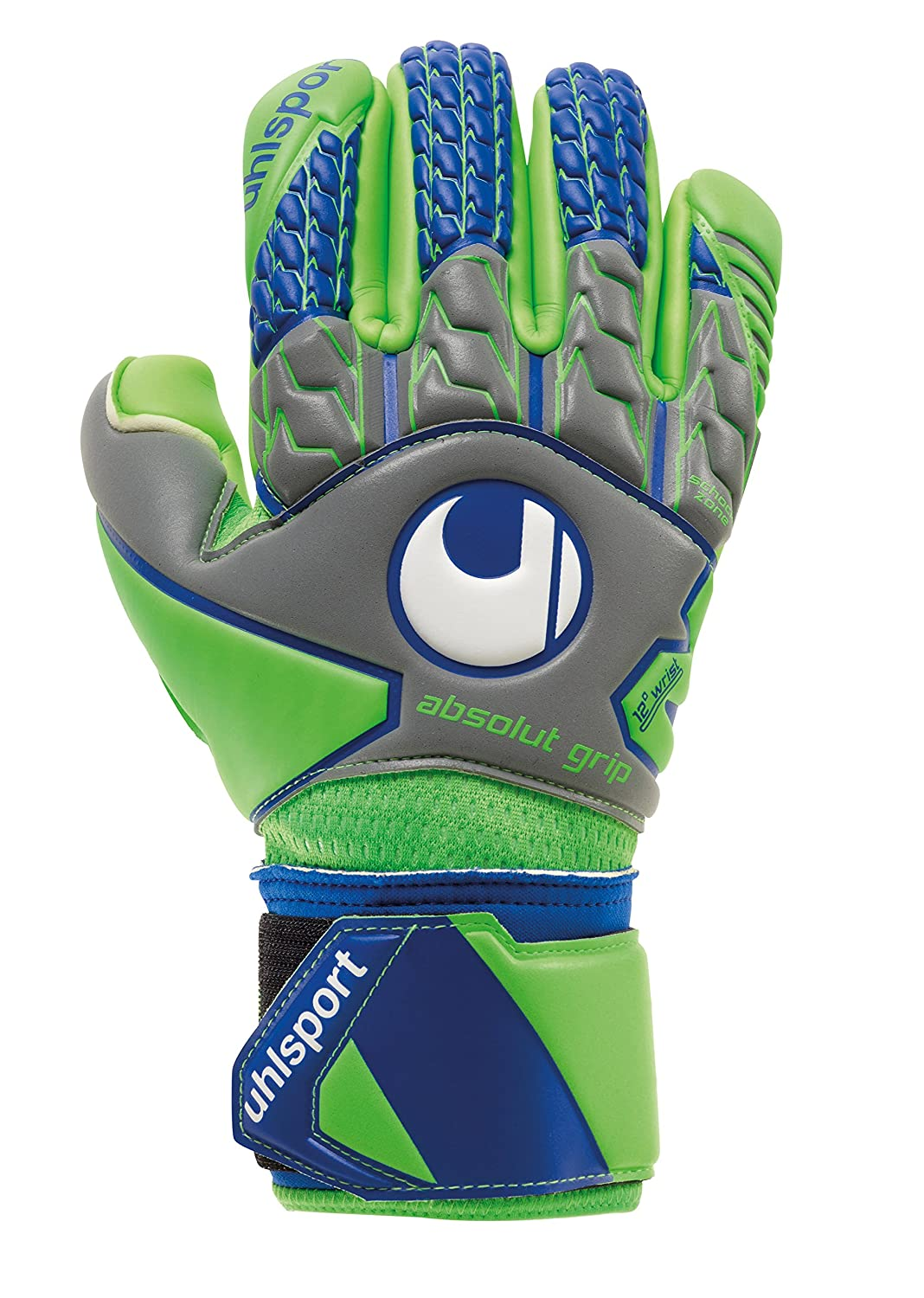 Uhlsport Tensiongreen Absolutgrip Finger Surround Torwarthandschuhe