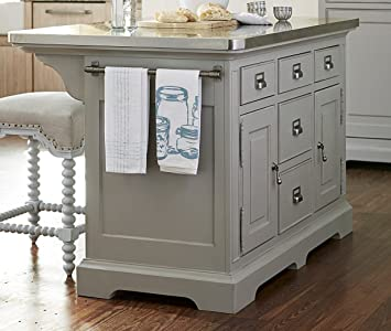Amazon.com - Paula Deen Home The The Kitchen Island ...