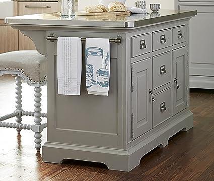 Amazoncom Paula Deen Home The Kitchen Island Kitchen - Paula deen kitchen island