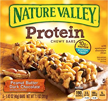 6-Pack Nature Valley Chewy Protein Bar