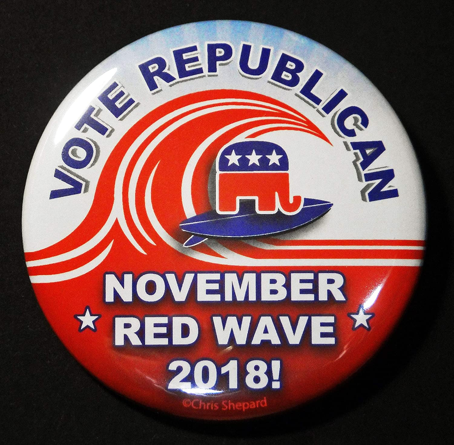 Image result for red wave
