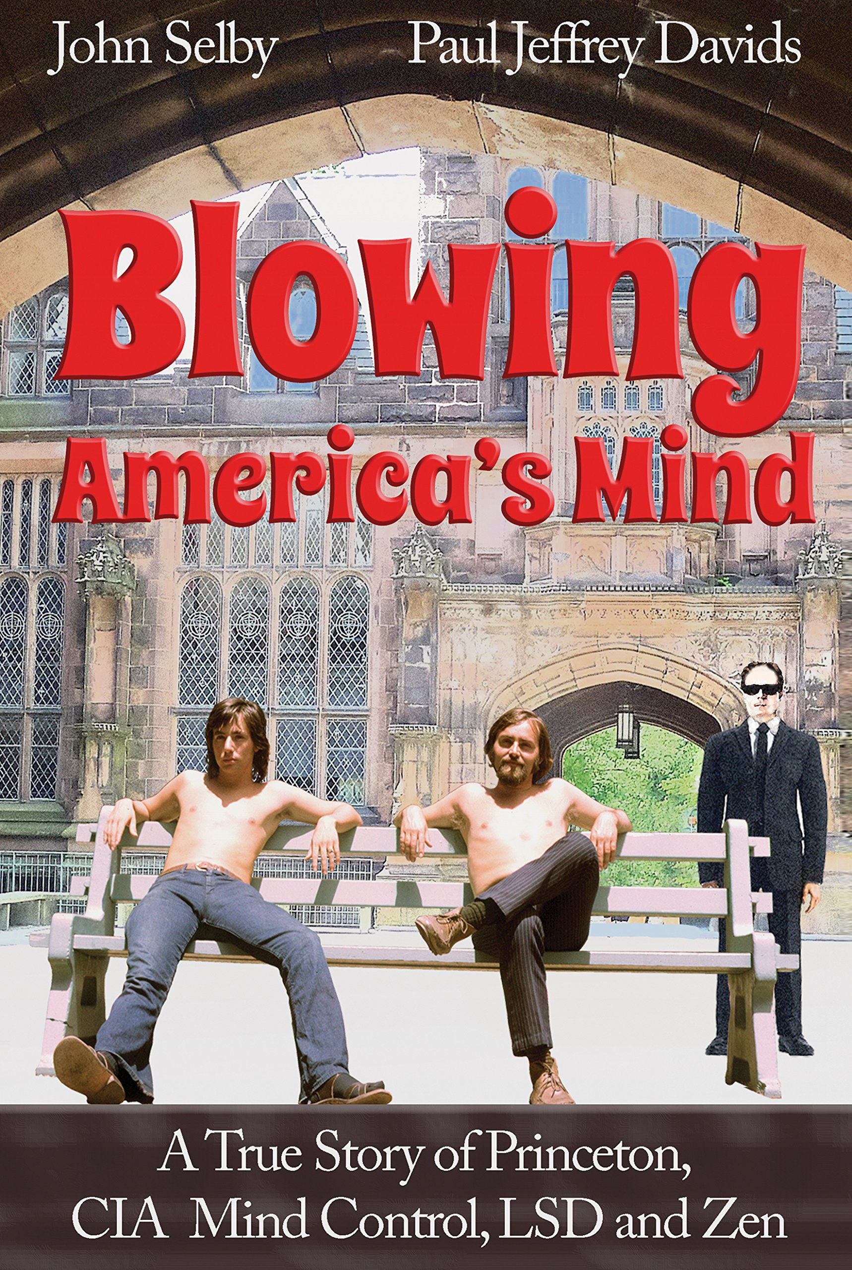 Blowing America's Mind: A True Story of Princeton, CIA Mind Control, LSD and Zen by Paul Davids
