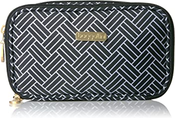 0ced65e16bba Baggallini Gold International Vienna Case BLK Cosmetic Bag