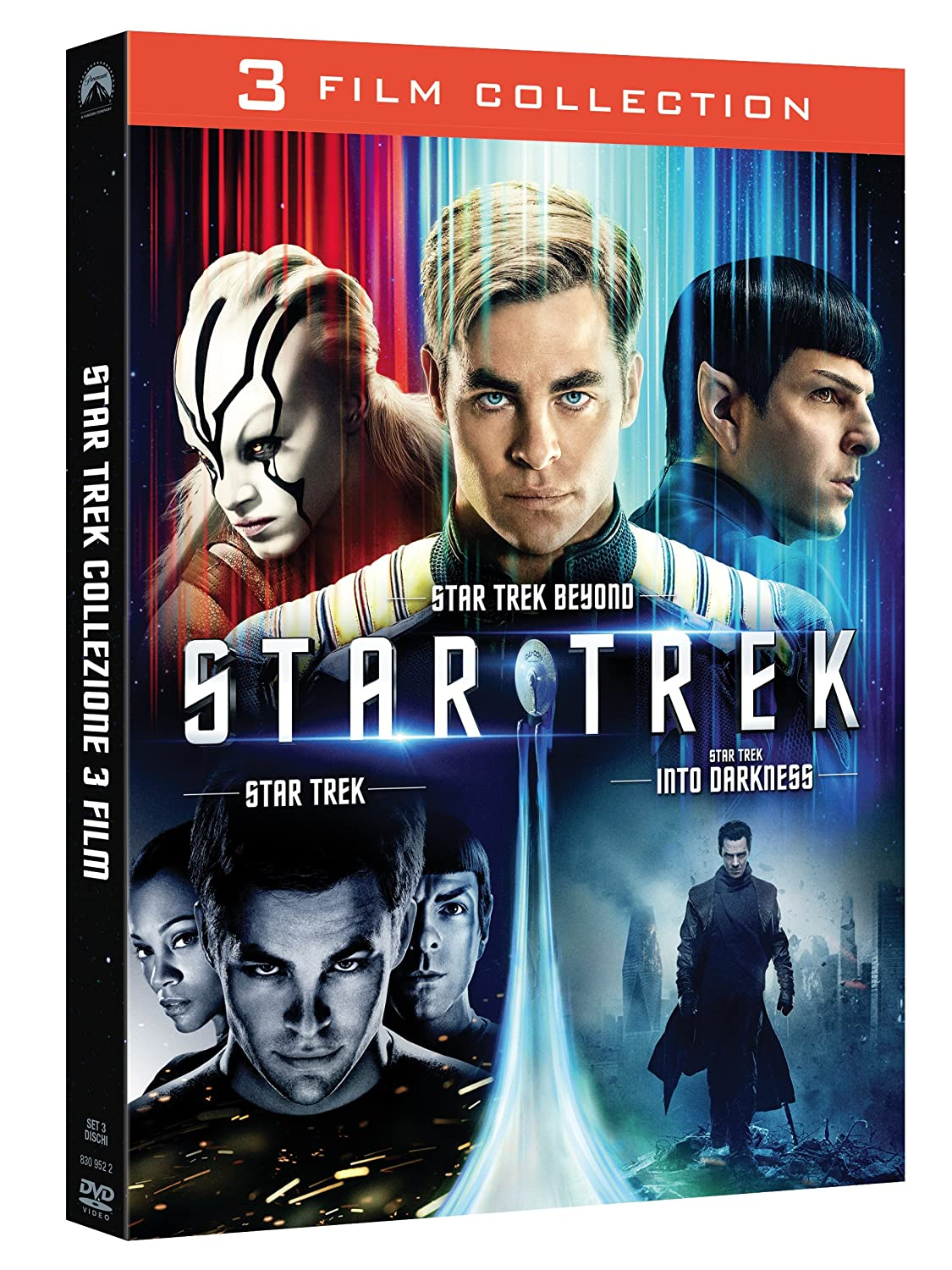 Star Trek Collection DVD
