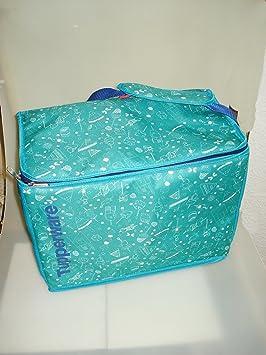 Tupperware nevera Bolsa de picnic plegable verde/azul ...