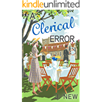 A Clerical Error (The Yellow Cottage Vintage Mysteries Book 3)
