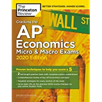 Cracking the AP Economics Macro and Micro Exams, 2020 Edition