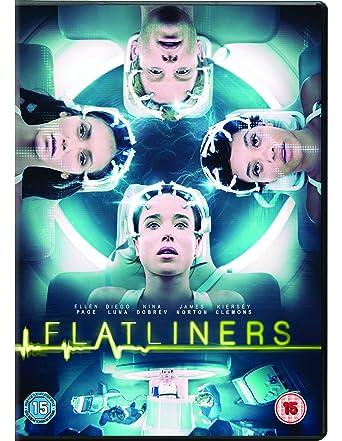 Flatliners dvd 2017 amazon nina dobrev ellen page flatliners dvd 2017 stopboris Images