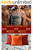 Boy Meets Boy Meets Boy (Mad About the Brit Boys)