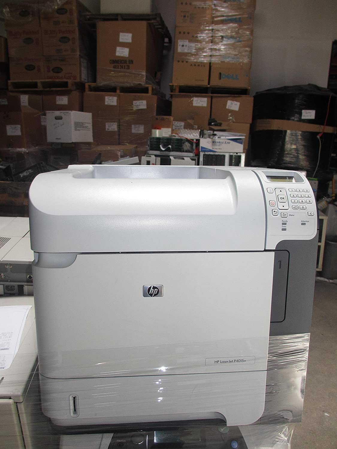 HP Laserjet P4015N Monochrome Laser Printer