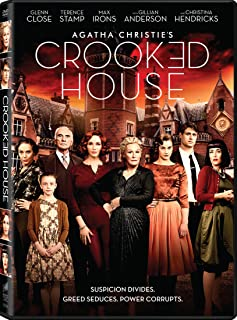 Book Cover: Crooked House