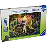 Ravensburger Wolf Family in the Sun Puzzle (200 Piece)