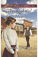 The Rightful Heir (Love Inspired Historical) Kindle Edition