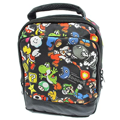 Nintendo Super Mario Bros. Characters Lunch Bag: Kitchen & Dining