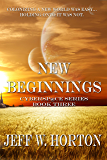 New Beginnings: Cybersp@ce Series Book Three
