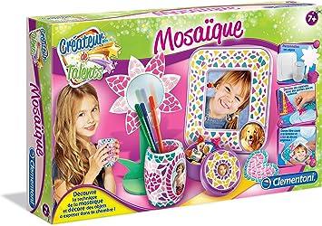 Clementoni 52197 Kit de Manualidades para niños - Kits de Manualidades para niños (Kit de Manualidades para niños, Chica, 7 año(s), Niño, 509 mm, 75 mm): Amazon.es: Juguetes y juegos