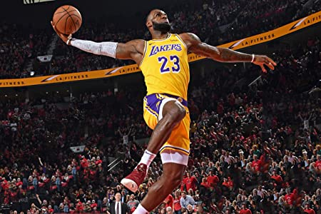 Amazon Com Lebron James Los Angeles Lakers Poster Photo Celebrity Basketball Nba Champion Limited Print Size 24x36 2 Everything Else