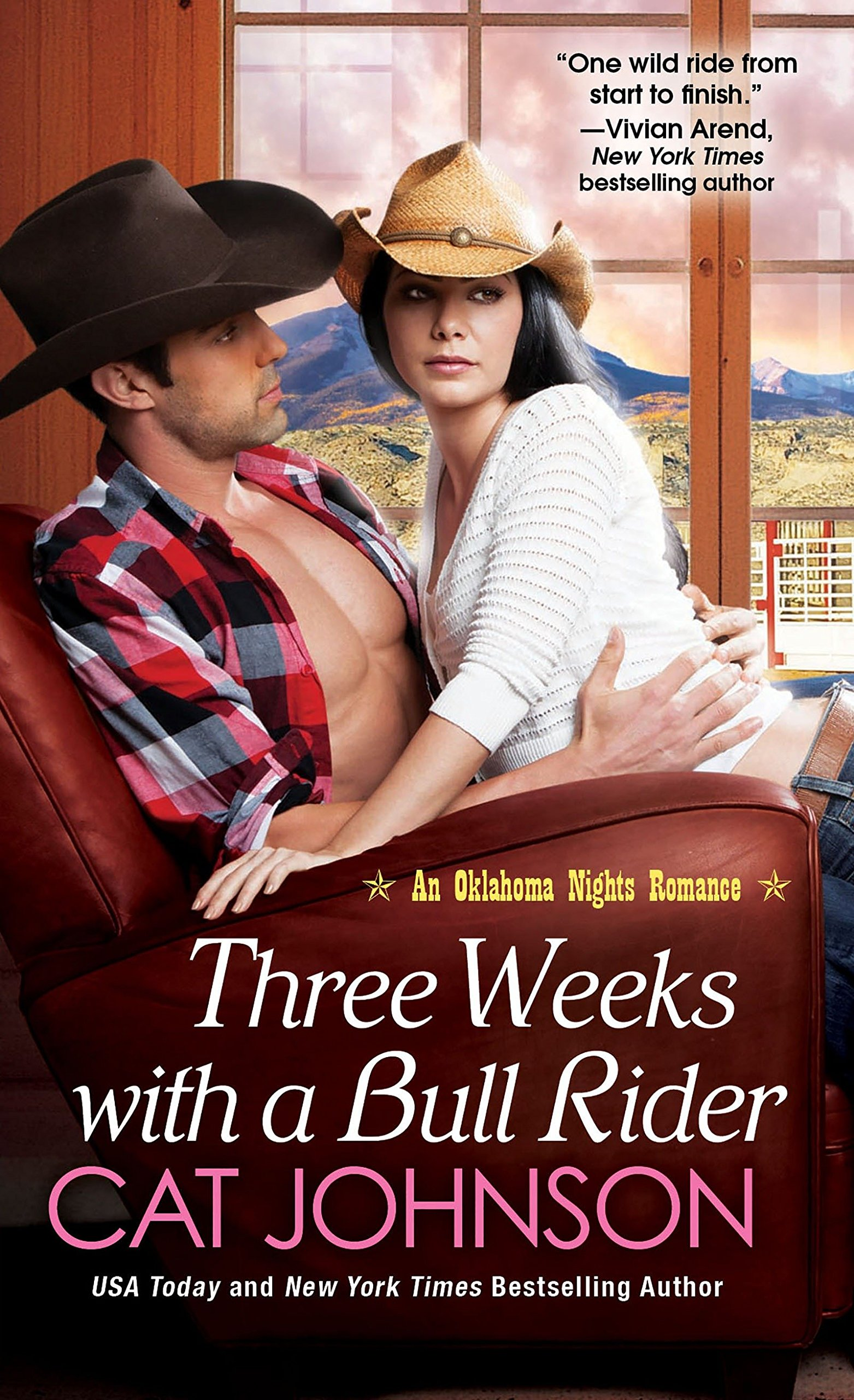 Download Three Weeks With A Bull Rider (An Oklahoma Nights Romance) ebook