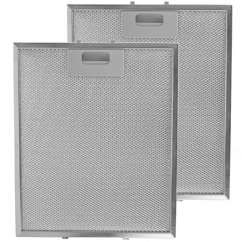 SPARES2GO Metallgitter Filter für Bosch Neff Siemens