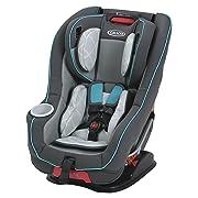 Graco Size4Me 65 Convertible Car Seat Featuring RapidRemove –Finch