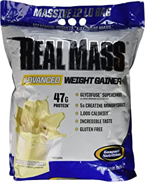 Gaspari Nutrition Real Mass Advanced Chocolate Ice Cream - 5400 gr