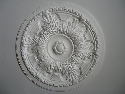 Ceiling Rose Polystyrene Lightweight Country Splendour 445mm