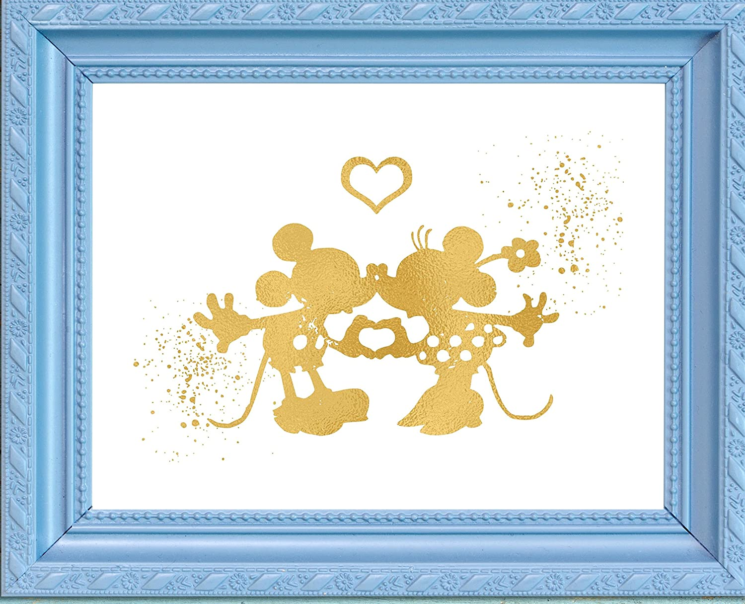 Amazon.com: Simply Remarkable Inspired by Mickey and Minnie Mouse ...