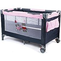 Chic 4Baby Luxus Lit de bébé de voyage et sac de transport inclus, différents modèles au choix