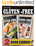 Gluten-Free Grilling Recipes and Gluten-Free Recipes For Kids: 2 Book Combo (Going Gluten-Free) (English Edition)