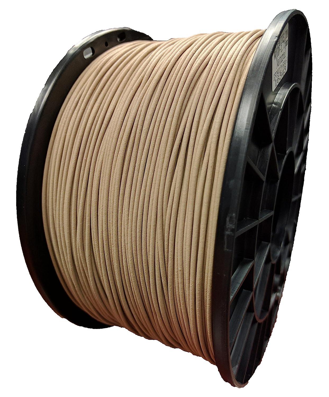 MG Chemicals Wood 3D Printer Filament, 1.75mm, 0.5 Kg (1.1 lbs.) - Wood WOOD17W5