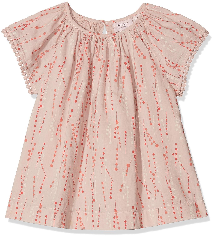 Noa Noa Miniature Blouse,Short Sleeve, Blusa Bambina