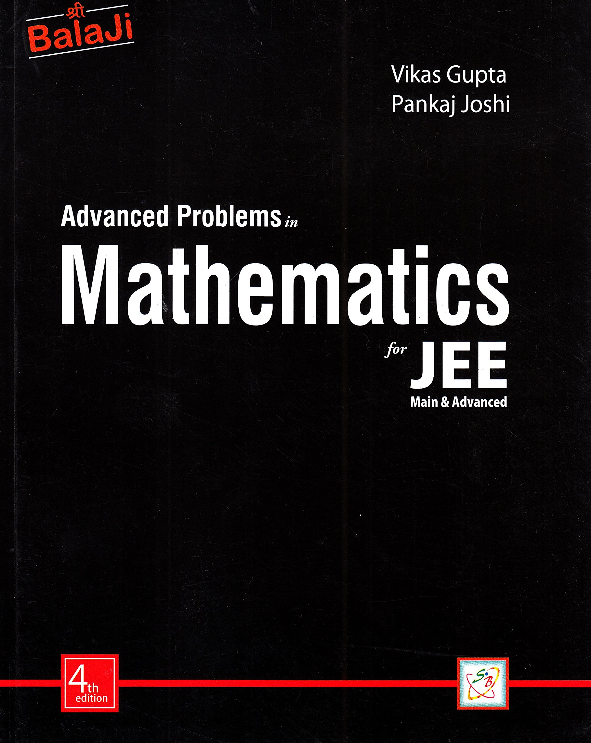 Advanced Problems in Mathematics for JEE Main & Advanced