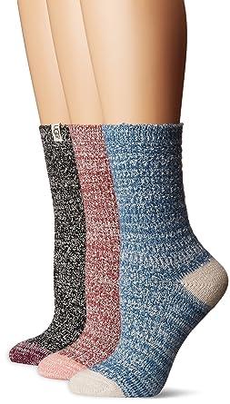 UGG Women's Crew Sock Gift Set, Multi, ...