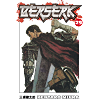 Berserk Volume 29 book cover