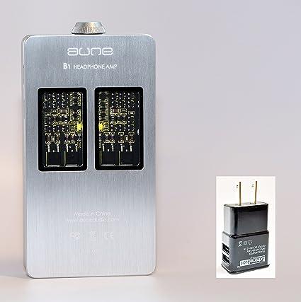 Amazon.com: Aune B1 HiFi Amplificador de auriculares ...