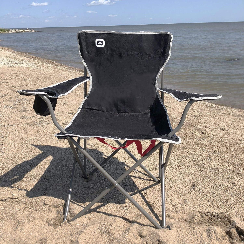 Amazon.com: Outbound silla de camping | Silla plegable ...