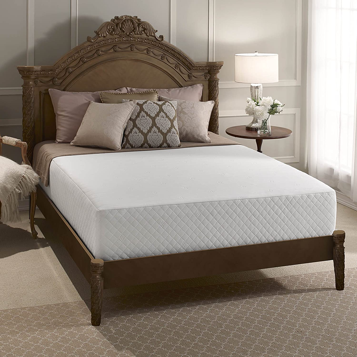Serta 12-inch Gel-Memory Foam Mattress - Best Mattress for Side Sleepers