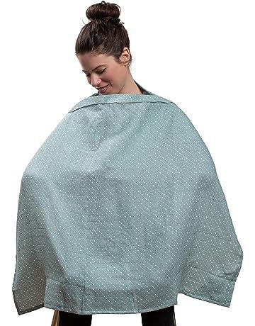 Gratis Bolsita WNZJ01-H Tapa de la Lactancia Glield Cubierta de Enfermer/ía 100/% Algod/ón