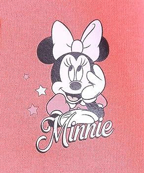 Minnie Mouse -:- Disney -:- Chándal de Lunares de Color Coral 3 ...